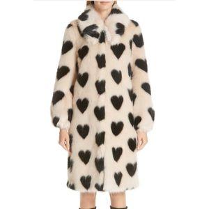 ISO - Lorca Faux Fur Coat